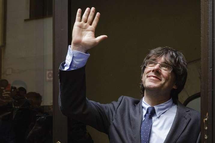 Лідер Каталонії недав чіткої відповіді наультиматум Мадрида