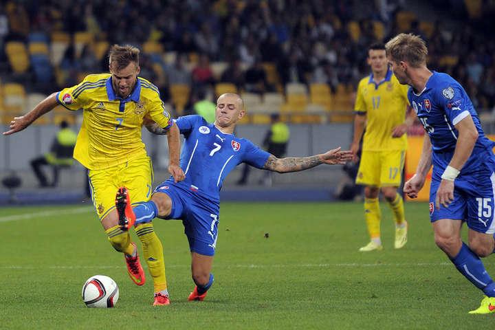 Офіційно: збірна України зіграє товариський матч із головним невдахою відборуЧС