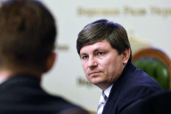 Законопроекти про Антикорупційний суд тазняття недоторканності будуть проголосовані парламентом,— Герасимов