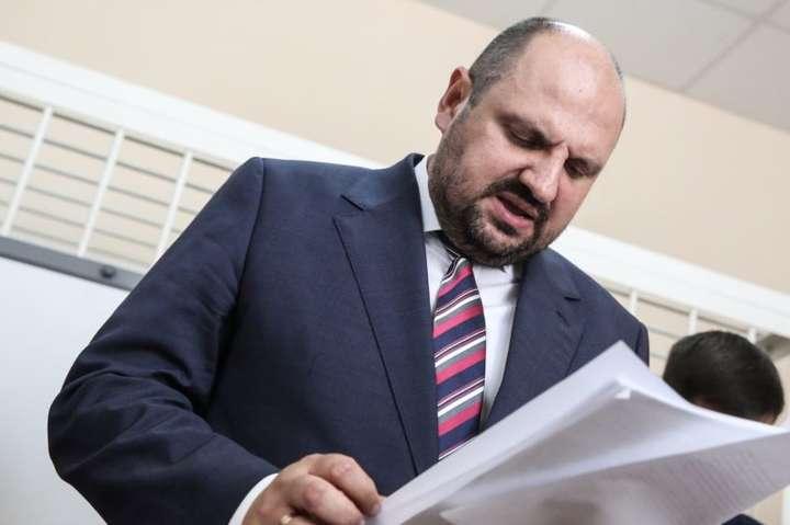 Детективи НАБУ відпустили Розенблата