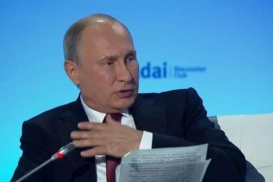 Путін боїться різанини після закриття кордону між Росією і так званими «ЛДНР»