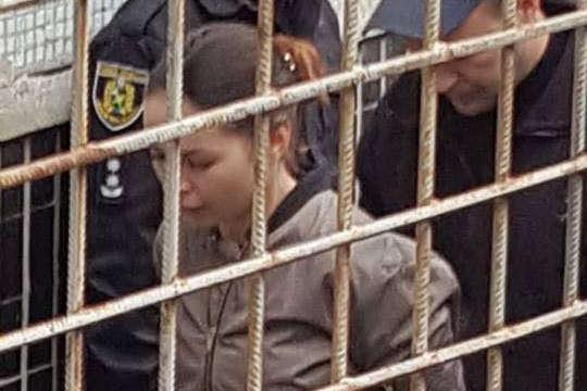 ДТП уХаркові: Зайцева відмовилася визнати провину