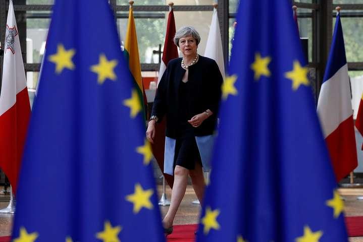 Лідери країн ЄС схвалили підготовку додругої фази переговорів поBrexit