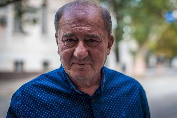 Ільмі Умеров уанексованому Криму потрапив у лікарню