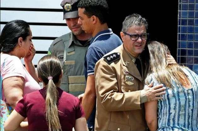 Стрілянина вБразилії: підліток відкрив вогонь пооднокласниках через знущання