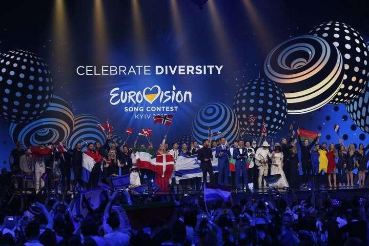 Аудитори виявили порушення на мільйони під час організації «Євробачення» уКиєві