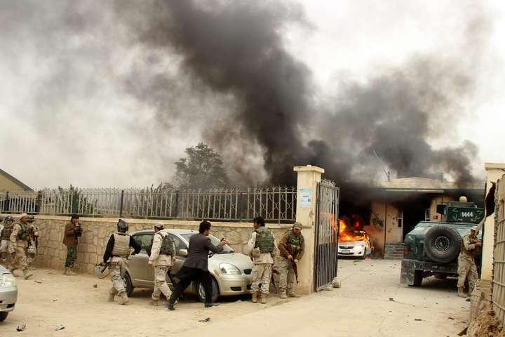 Терорист-смертник підірвався умечеті вКабулі