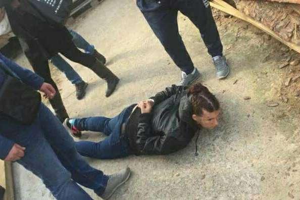 Поліція затримала викрадачку дитини вКиєві