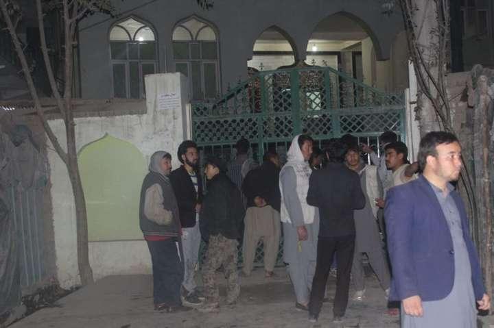 Атака смертників на мечеті в Афганістані: Кількість загиблих зросла до 89 осіб