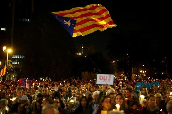 США не підтримують проголошення незалежності Каталонії