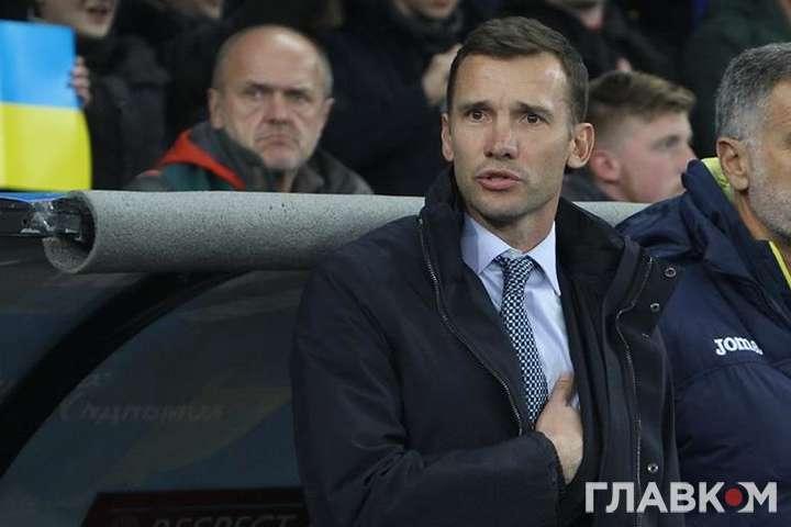 Шевченко заявляє, щохотів бипродовжити роботу зі збірною України