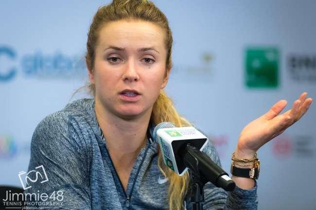 Світоліна програла вдебютному матчі Підсумкового турніру WTA