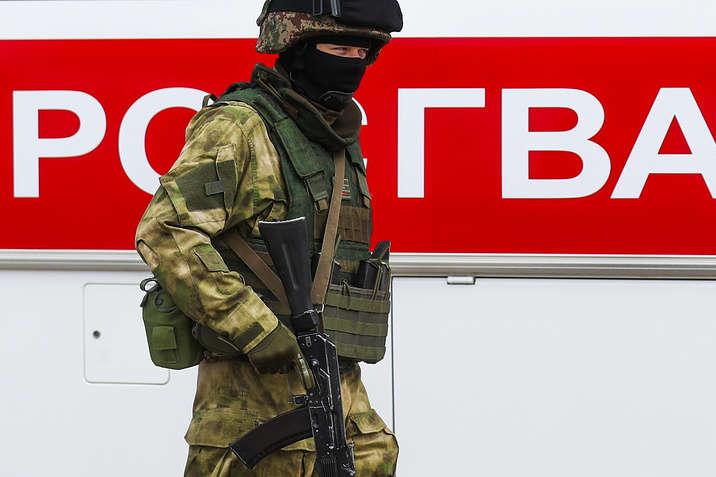 УЧечні росгвардієць застрелив чотирьох товаришів послужбі
