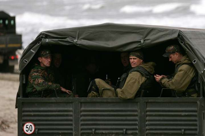 Із Білорусі невиїхали 5,8 тисячі військових РФ— Генштаб ЗСУ