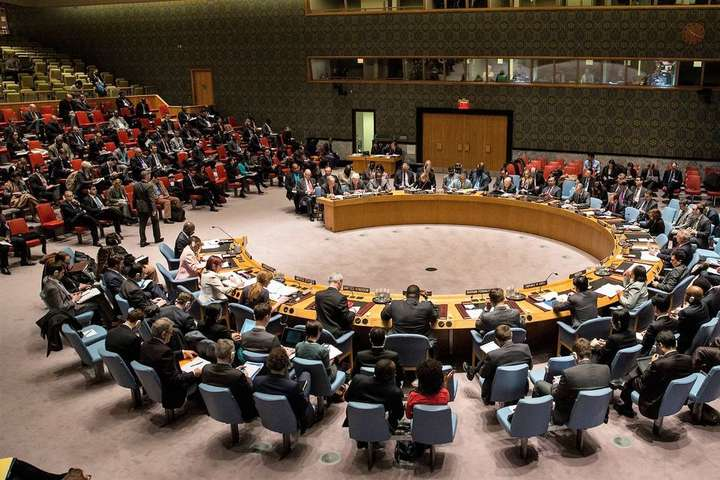 Росія наклала вето уООН щодо розслідування використання хімічної зброї уСирії