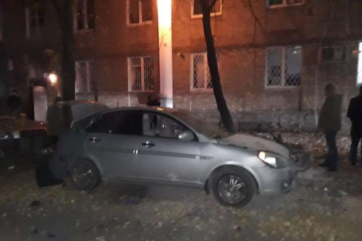 Унаслідок вибуху вКиєві загинула людина, трьох поранено— МВС