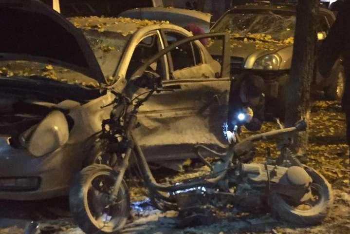 Киев рассматривает версию о русском следе впокушении наМосийчука