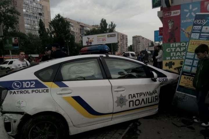 У прокуратурі підозрюють поліцію Одеси у приховуванні ДТП за участю службових авто