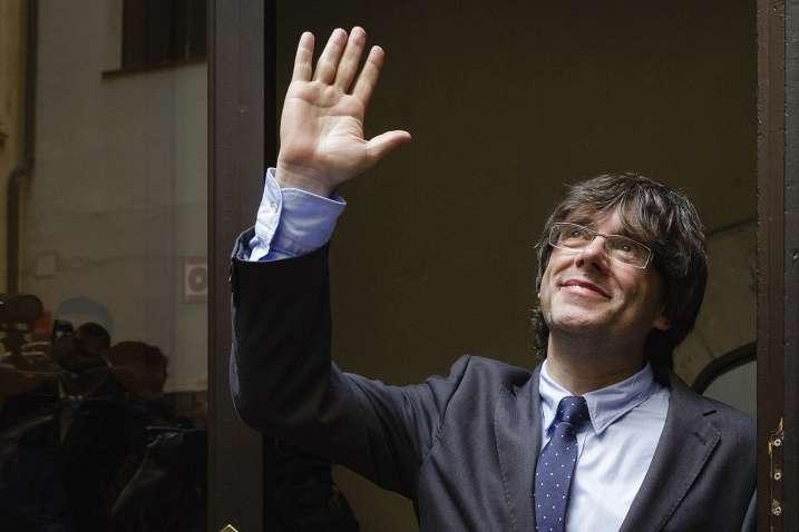 Каталонія представила парламенту Іспанії резолюцію про оголошення незалежності