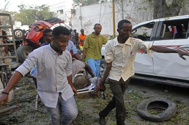 Урезультаті вибухів встолиці Сомалі загинули семеро людей