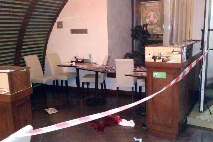 Потерпілого вкиївському ресторані підстрелив чоловік кавказької зовнішності