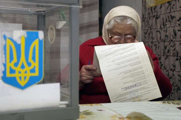 ВУкраїні розпочалися вибори воб'єднаних територіальних громадах