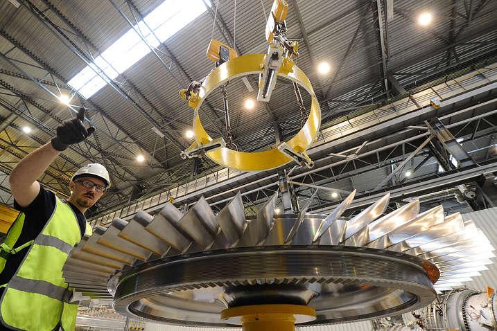 СудРФ незміг заарештувати турбіни Siemens, виявлені вКриму