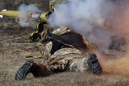 Штаб АТО: Убою біля Зайцевого поранено двох солдатів