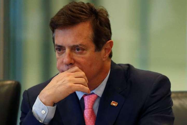 Суд призначив Манафорту заставу в10 мільйонів доларів