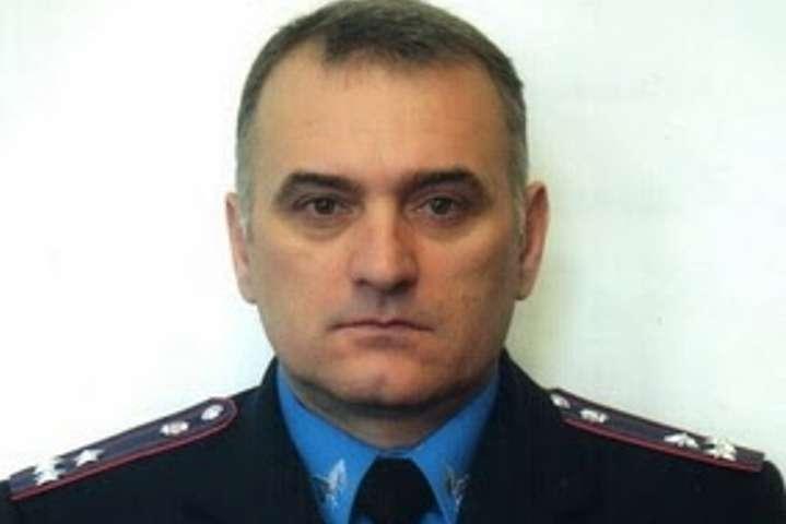 Картинки по запросу екс керівник запорізької поліції