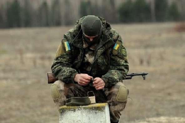 Штаб: Узоні АТО поранено одного українського військового