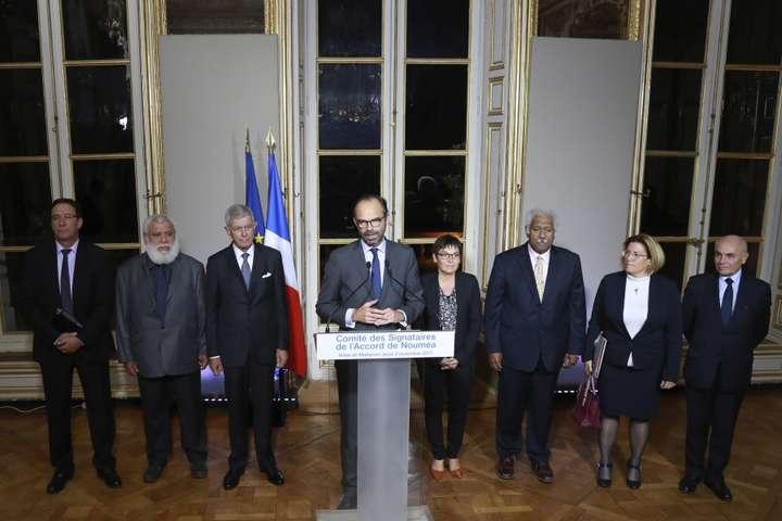 Нова Каледонія проведе референдум про незалежність від Франції