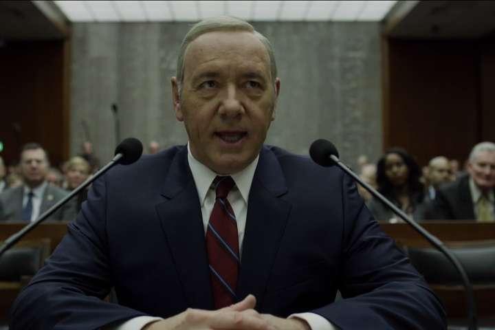 Netflix вирішила припинити співпрацю зКевіном Спейсі