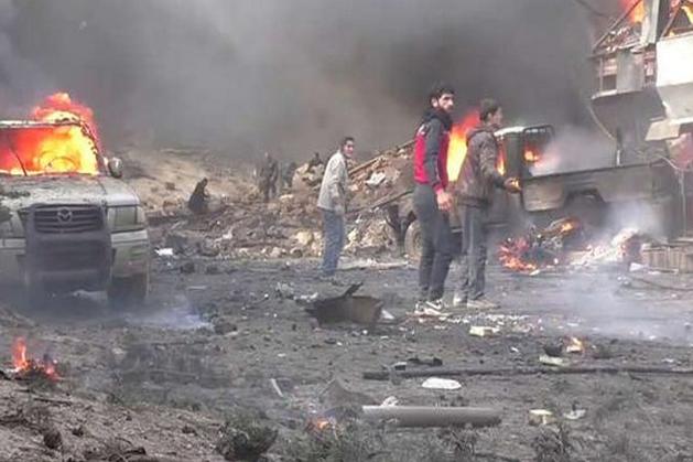 Армія Сирії заявила про повний контроль над містом Дейр-ез-Зор