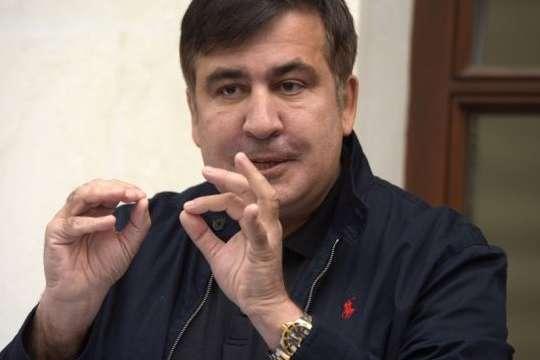 Міграційна служба підтвердила легальність перебування Саакашвілі вУкраїні