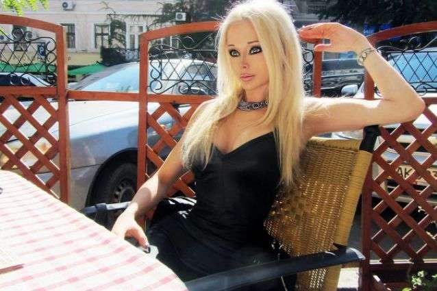 Украинская модель «Барби» снялась вамериканском кинофильме  ужасов: жуткое видео