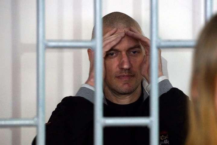 Стан здоров'я політв'язня Клиха уРФ різко погіршився