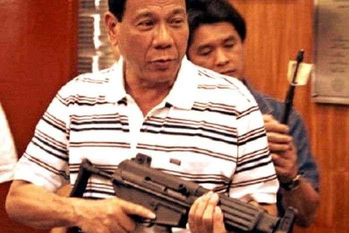 Президент Філіппін розповів, щоскоїв вбивство
