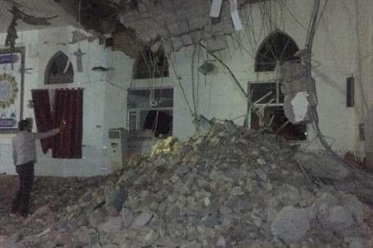 Кількість жертв землетрусу наБлизькому Сході перевищила 300 осіб
