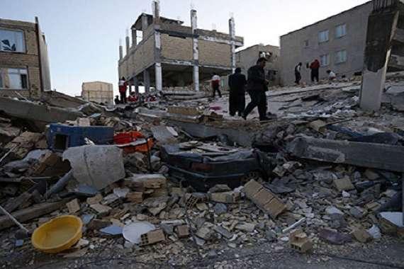 МЗС: Українців немає серед постраждалих від землетрусу в Ірані