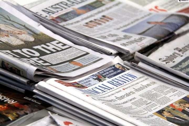 УДерждумі запропонували визнавати іноагентами зарубіжні ЗМІ