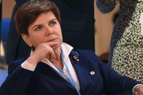 Прем'єрка Польщі прокоментувала резолюцію ЄП щодо санкцій проти Варшави