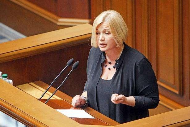 Геращенко: НаДонбасі зросла кількість українських заручників