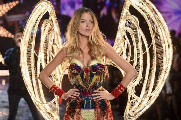 Украинская модель небудет участвовать вмасштабном шоу Victoria's Secret: названа причина