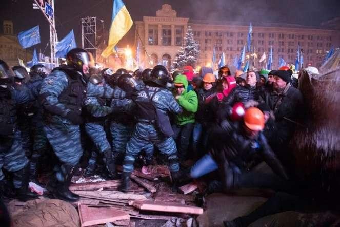 Суд у справі про злочини на Майдані допитав Москаля