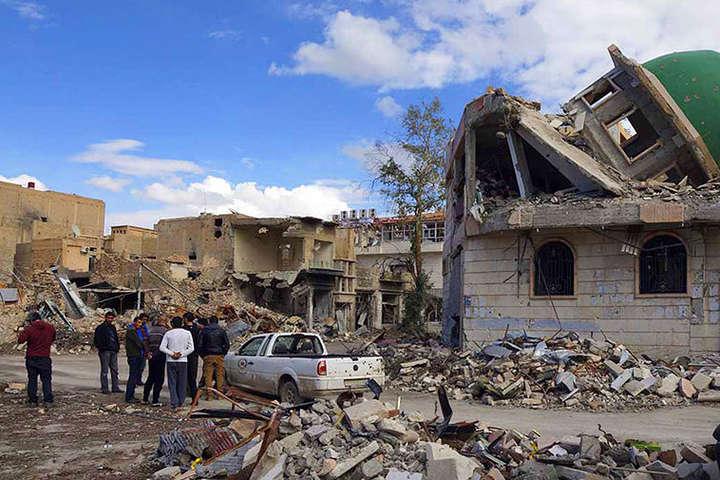 УСирії стався теракт біля центру прийому біженців, загинуло 20 осіб