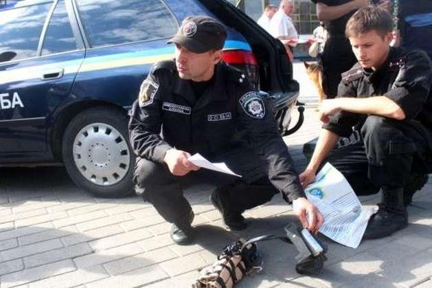 Аброськін заявив, що17 листопада надійшло 13 повідомлень про замінування вУкраїні