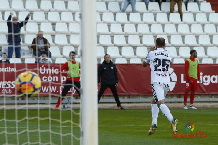 Зозуля забив красивий м'яч в Іспанії