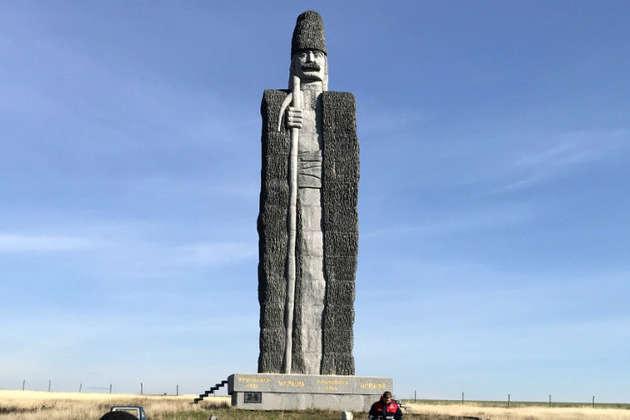 Пам'ятник зОдеської області потрапив доКниги рекордів Гіннеса