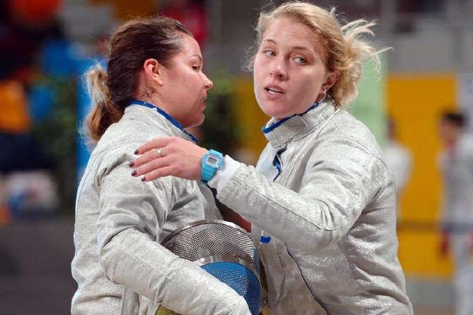 Українка Харлан виграла етап Кубка світу зфехтування нашаблях